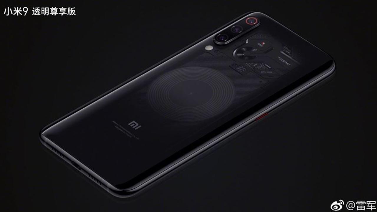 xiaomi mi 9 transparent featured - Xiaomi Mi 9 Transparent Edition lộ diện: RAM 12GB, camera F/1.47, giá khoảng885 USD
