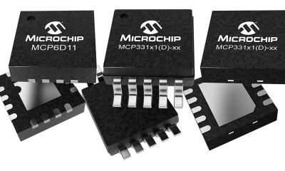 190218 MSLD PR MCP331XX ICs Only 7x5 400x240 - Microchip công bố 12 bộ chuyển đổi tương tự số mới dùng thanh ghi xấp xỉ liên tiếp ADC SAR