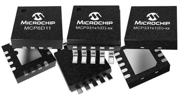 190218 MSLD PR MCP331XX ICs Only 7x5 600x338 - Microchip công bố 12 bộ chuyển đổi tương tự số mới dùng thanh ghi xấp xỉ liên tiếp ADC SAR
