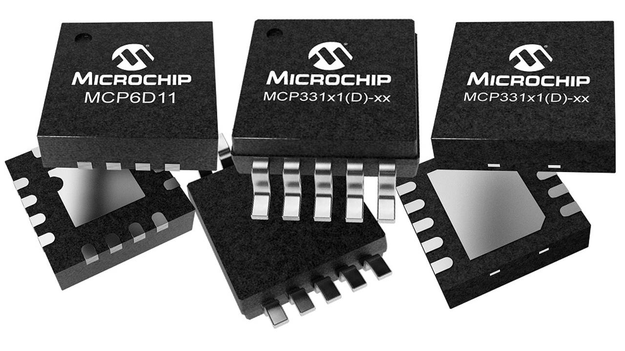 190218 MSLD PR MCP331XX ICs Only 7x5 - Microchip công bố 12 bộ chuyển đổi tương tự số mới dùng thanh ghi xấp xỉ liên tiếp ADC SAR