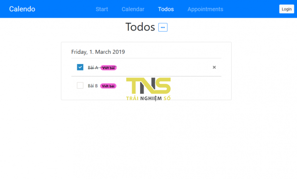 2019 03 01 14 49 06 600x363 - Dùng Calendo tạo, quản lý cuộc hẹn, công việc trên Windows 10