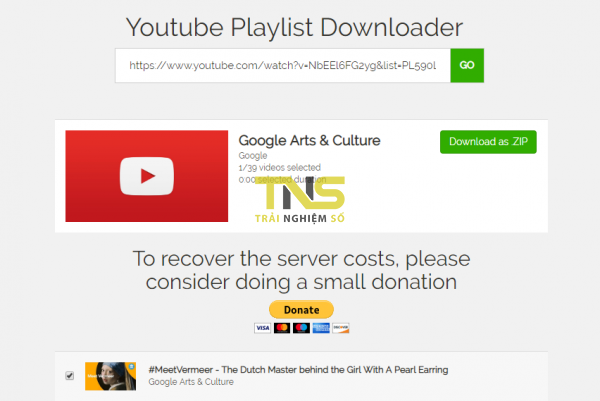 2019 03 02 16 09 08 600x401 - Thêm cách tải playlist trên YouTube với 3 trang web mới