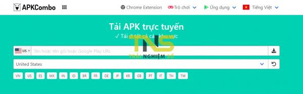 2019 03 12 16 36 07 600x186 - APKCombo: Tải tập tin APK của hơn 200 quốc gia trên Google Play