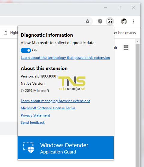 2019 03 19 17 33 29 - Cách xem an toàn các trang web không đáng tin cậy trên Chrome và Firefox