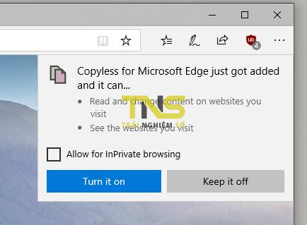 2019 03 22 14 37 55 - Tự động sao chép văn bản chọn trên Microsoft Edge