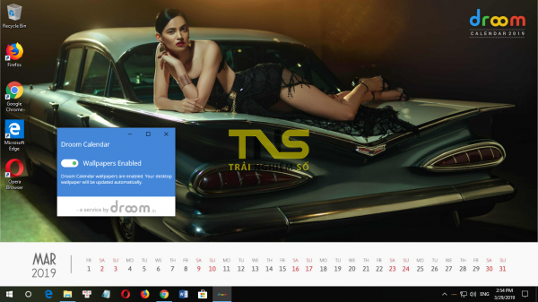 2019 03 29 14 54 17 600x337 - Trang trí màn hình desktop Windows 10 với hình nền lịch trai xinh gái đẹp