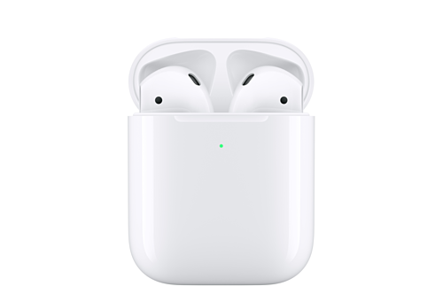 """AirPods 2 featured - Apple AirPods 2 ra mắt: chip H1 hỗ trợ """"Hey Siri"""", sạc không dây, giá từ 3.69 triệu đồng"""