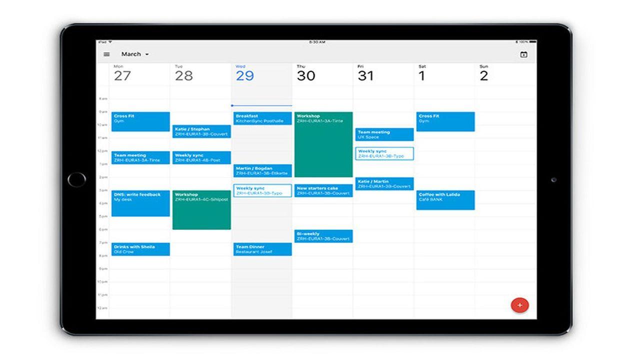 Calendo featured - Dùng Calendo tạo, quản lý cuộc hẹn, công việc trên Windows 10