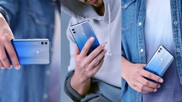 Sky Blue Campaign Poster  600x338 - Không khó để phái mạnh trổ tài selfie