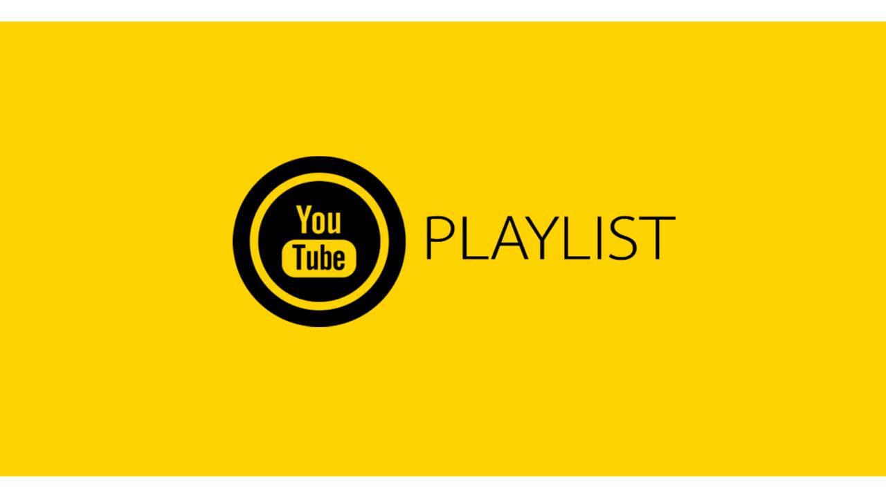 Tải danh sách phát video YouTube featured - Thêm cách tải playlist trên YouTube với 3 trang web mới