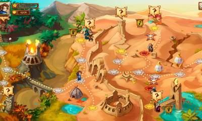 braveland trilogy review featured 400x240 - Đánh giá game Braveland Trilogy