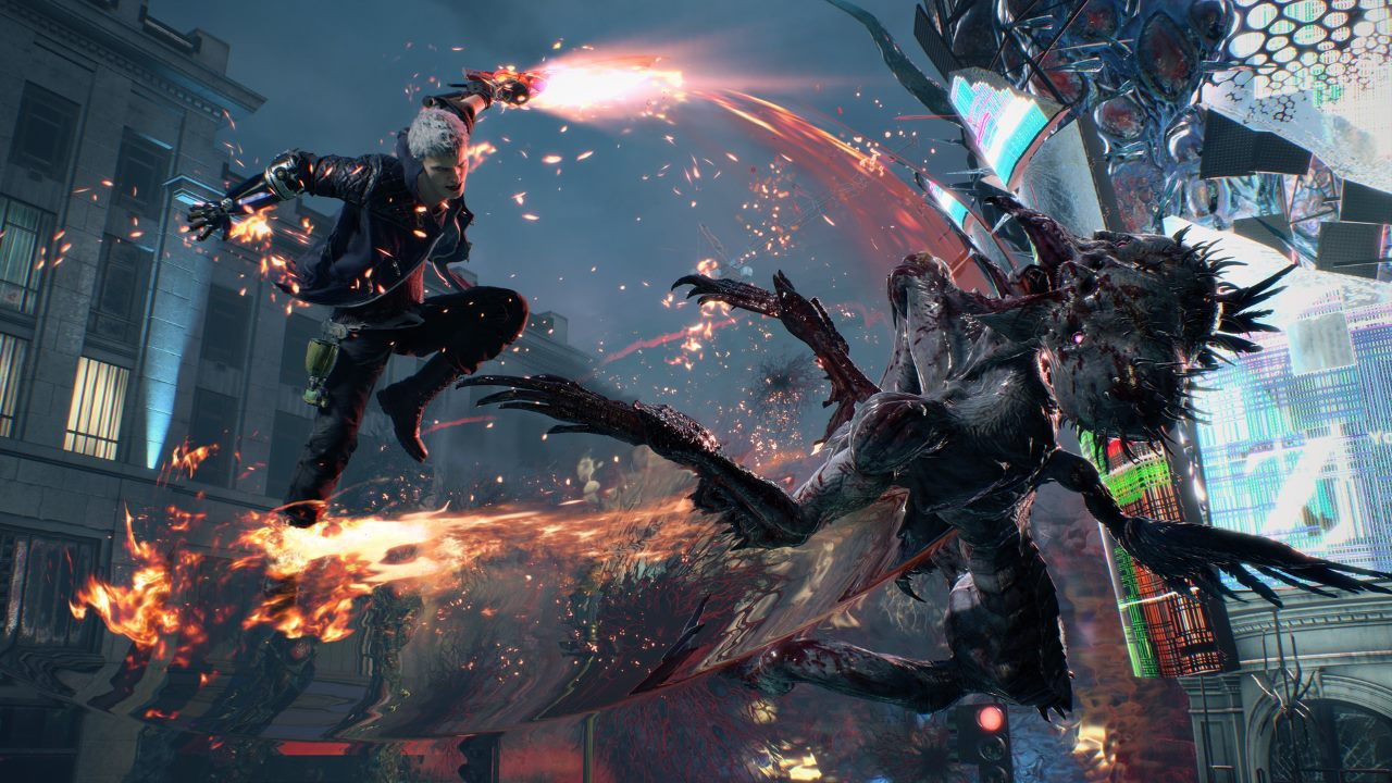 Devil May Cry 5 - Games With Best Christmas Discount