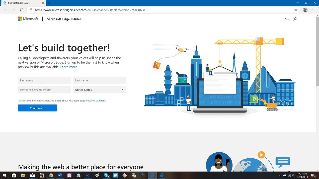 edge 75 featured - Mời bạn tải về và trải nghiệm Microsoft Edge nhân Chromium