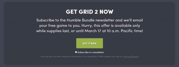 grid 2 free humble store 3 600x226 - Đang miễn phí game đua xe thực tế GRID 2 kèm 2 DLC Track Pack
