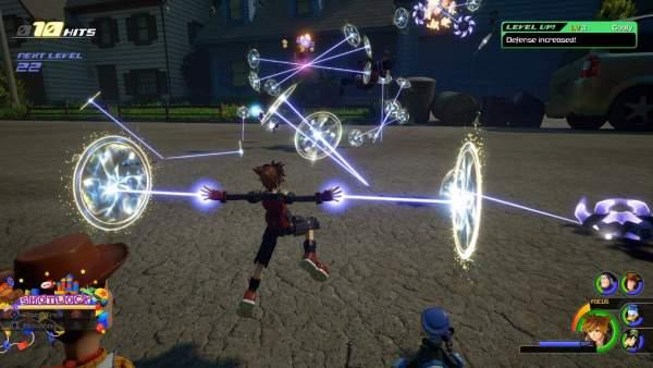 Đánh giá game Kingdom Hearts III
