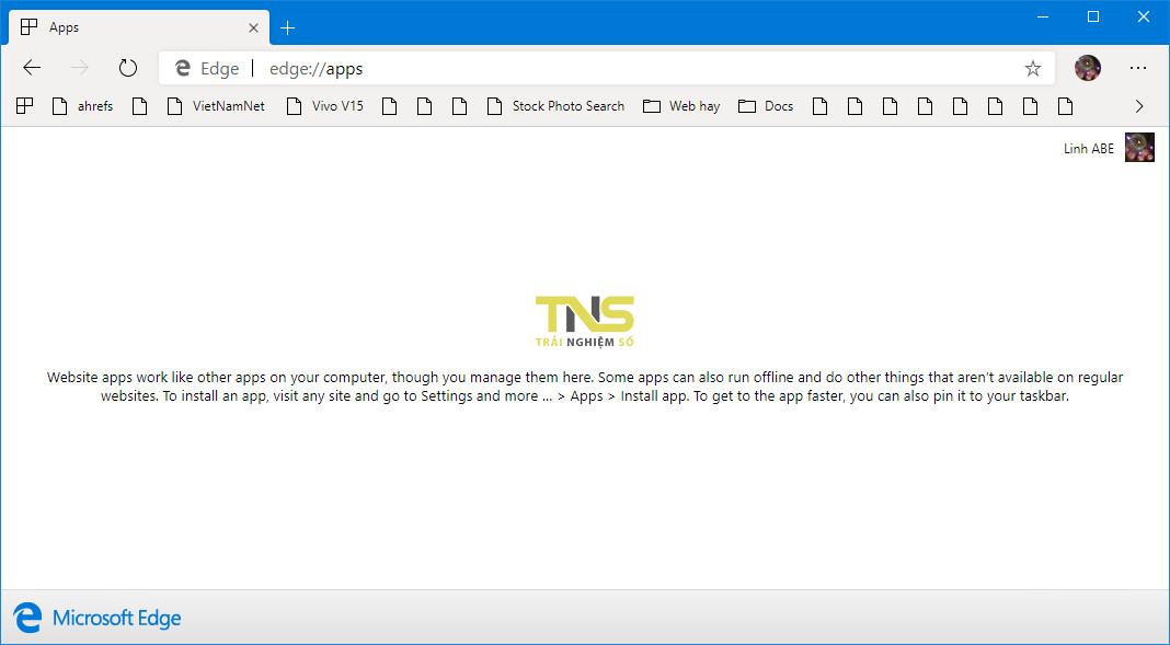 microsoft edge 75 2 - Mời bạn tải về và trải nghiệm Microsoft Edge nhân Chromium