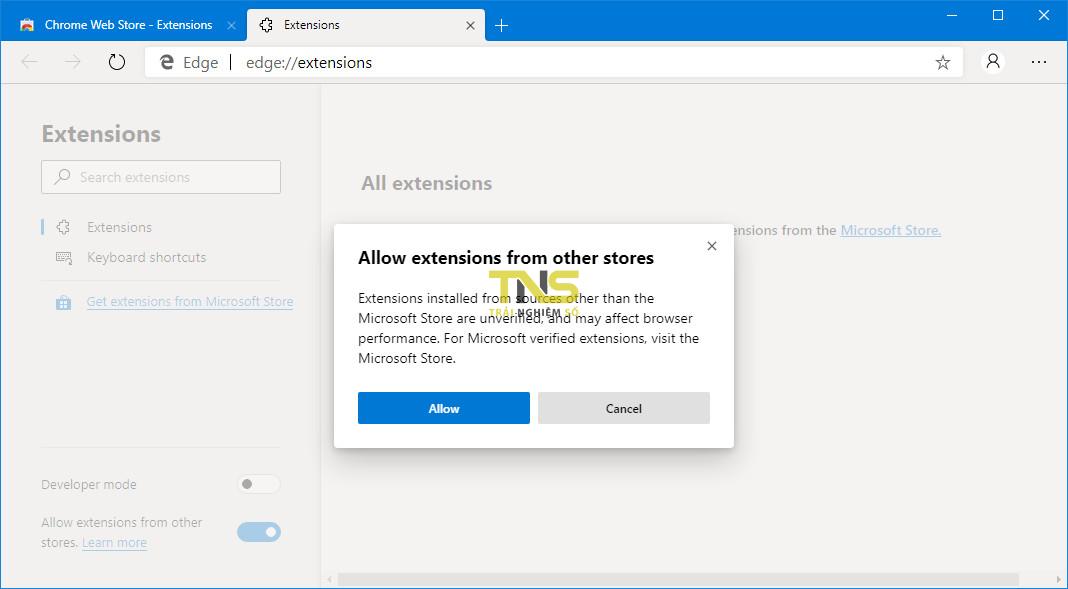 microsoft edge 75 5 - Mời bạn tải về và trải nghiệm Microsoft Edge nhân Chromium