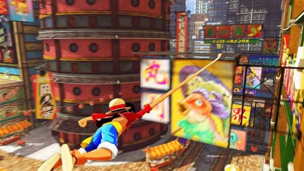Đánh giá game One Piece World Seeker