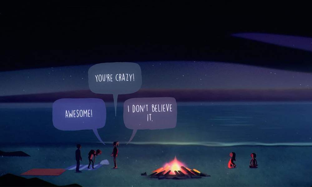 Oxenfree free Epic Games Store