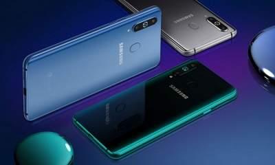 samsung galaxy a50 400x240 - Nhận bộ quà công nghệ khi đặt trước Galaxy A50