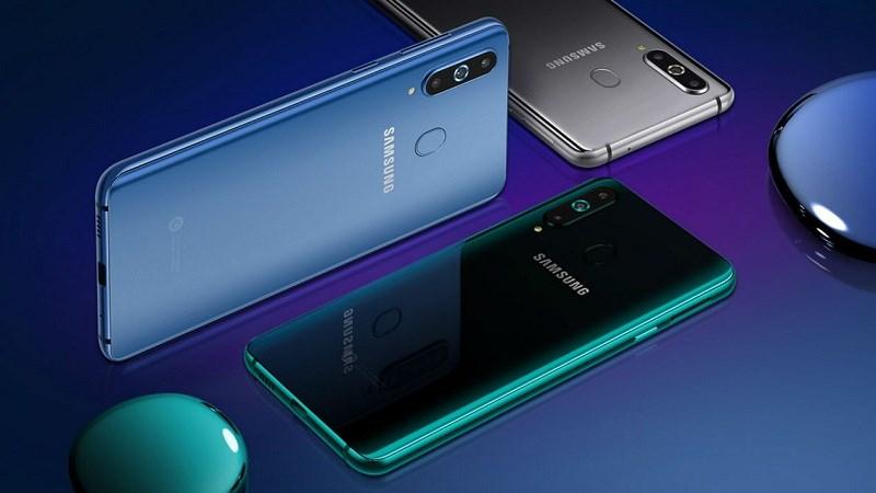 samsung galaxy a50 - Nhận bộ quà công nghệ khi đặt trước Galaxy A50