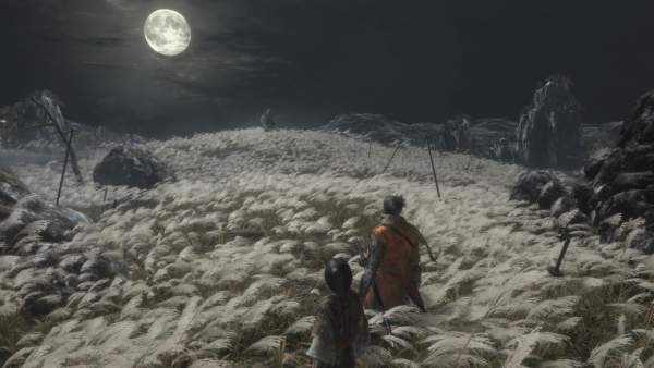 sekiro shadows die twice ps4 screenshot 1 600x338 - Đánh giá game Sekiro: Shadows Die Twice
