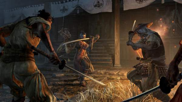 sekiro shadows die twice ps4 screenshot 2 600x338 - Đánh giá game Sekiro: Shadows Die Twice