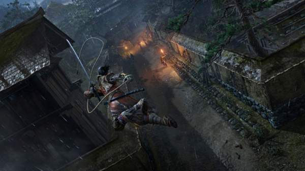 sekiro shadows die twice ps4 screenshot 3 600x338 - Đánh giá game Sekiro: Shadows Die Twice