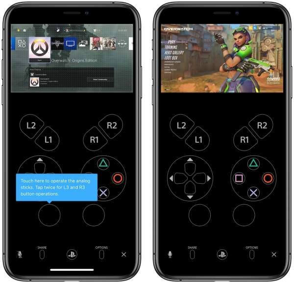 sony remote play ios 600x579 - Đã có thể trải nghiệm game PS4 trên iPhone và iPad
