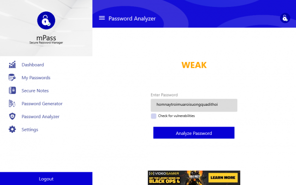 2019 04 04 14 27 50 600x376 - mPass: Lưu giữ mật khẩu web, ghi chú,... an toàn trên Windows 10, Android, iOS