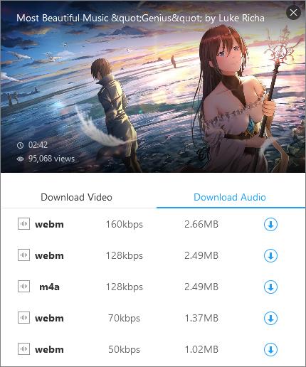 2019 04 05 14 56 05 - Tải video YouTube và hơn 1000 trang web trên Windows 10 với AnyGet