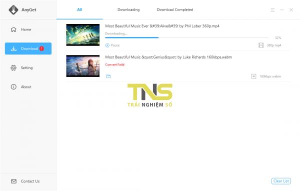 2019 04 05 14 57 07 600x382 - Tải video YouTube và hơn 1000 trang web trên Windows 10 với AnyGet