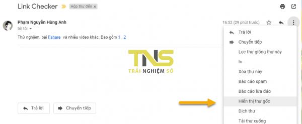 2019 04 08 17 23 07 600x247 - Cách xem trước liên kết văn bản được nhúng trong email