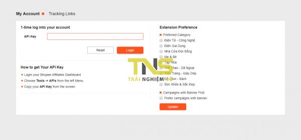 Xem thông tin khuyến mãi & mã giảm giá Shopee trên Chrome 2