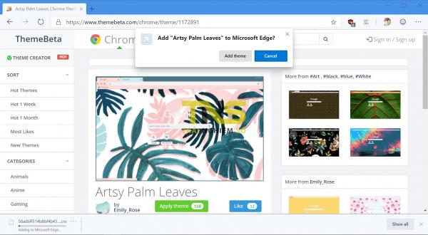 2019 04 15 10 33 16 600x330 - Thêm cách cài đặt, gỡ bỏ theme Chrome trên Microsoft Edge Chromium