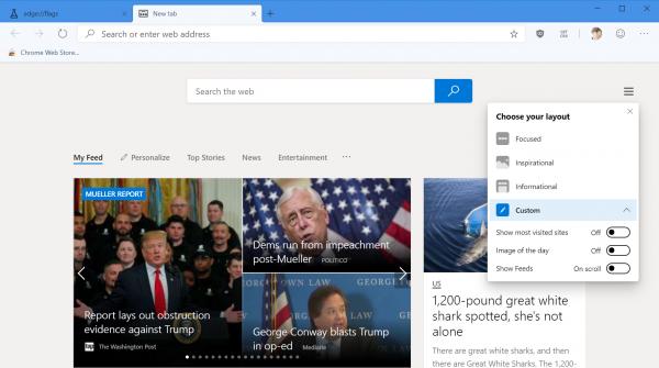 2019 04 19 10 35 50 600x335 - Cách bật giao diện tùy chỉnh thứ năm cho Microsoft Edge Chromium
