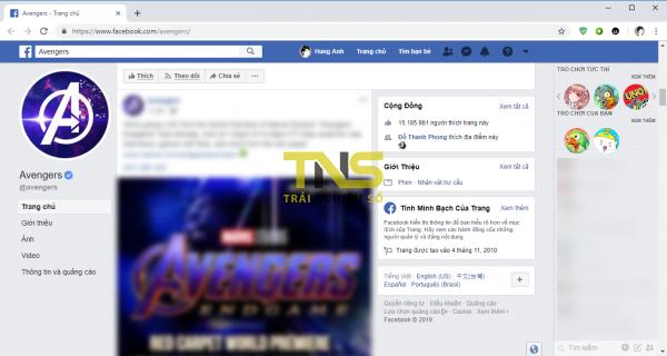 2019 04 19 15 49 06 600x320 - Cách chặn Spoil nội dung phim Avengers: Endgame trên Facebook