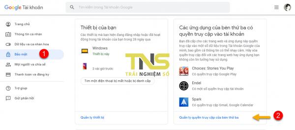 2019 04 24 15 14 01 600x264 - Cách truy cập và gỡ bỏ ứng dụng, dịch vụ đã kết nối với Google, Microsoft