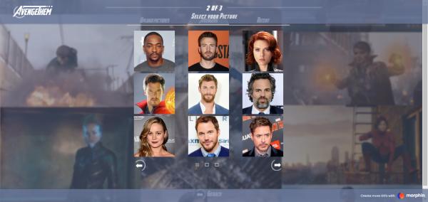 2019 04 24 15 57 57 600x284 - Hóa thân thành siêu anh hùng Marvel chiến đấu chống Thanos