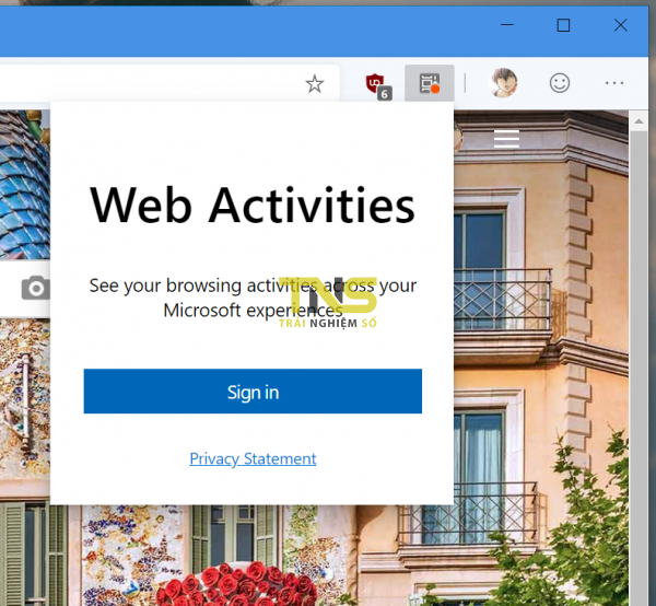 2019 04 24 9 53 22 600x554 - Cách đồng bộ website đã mở trên Edge Chromium trong Windows Timeline