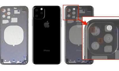 2019 iPhone XI a 400x240 - iPhone 2019 sẽ có ống kính góc siêu rộng lẫn ToF