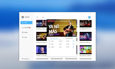AnyGet featured 400x240 - Tải video YouTube và hơn 1000 trang web trên Windows 10 với AnyGet