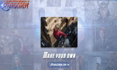 AvengeThem featured 400x240 - Hóa thân thành siêu anh hùng Marvel chiến đấu chống Thanos