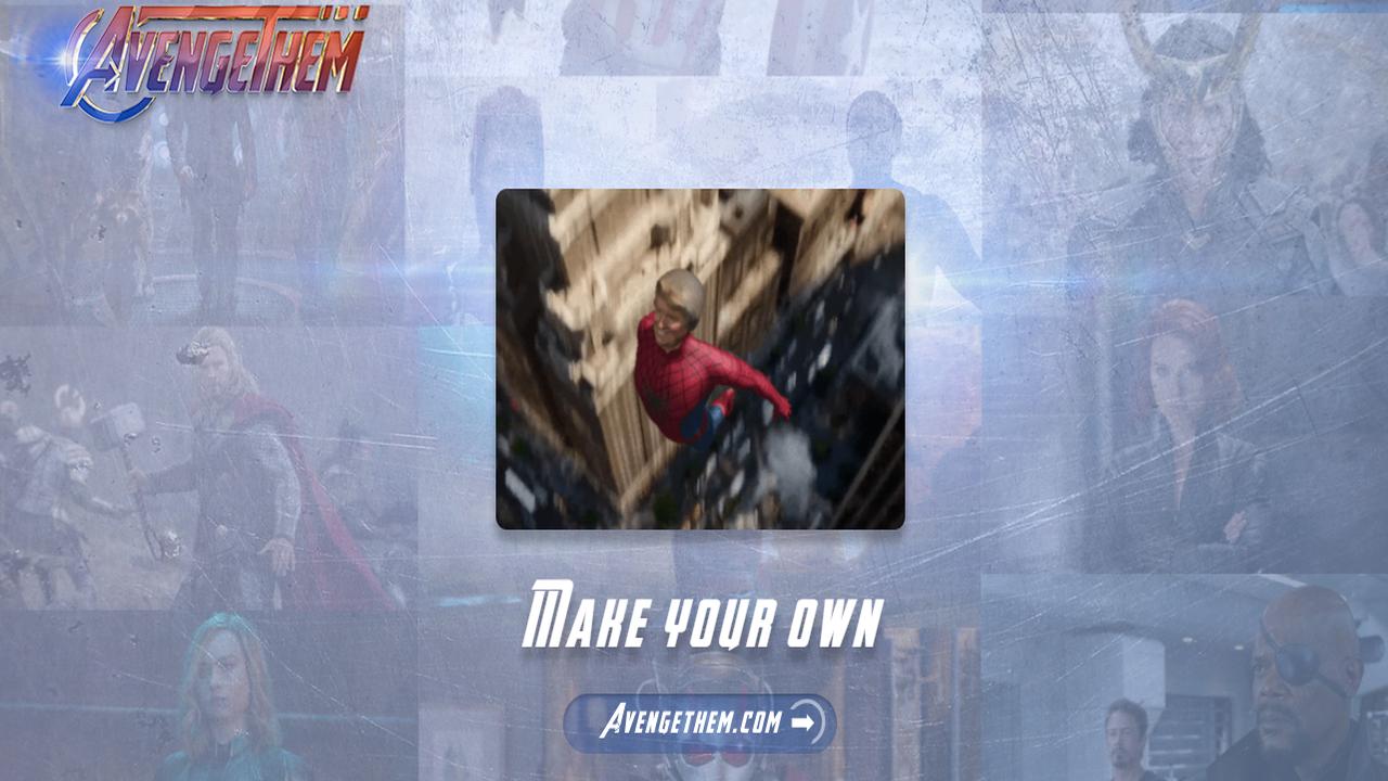 AvengeThem featured - Hóa thân thành siêu anh hùng Marvel chiến đấu chống Thanos