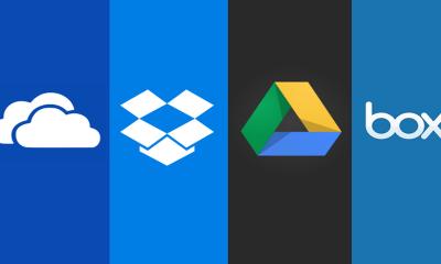 DriveUnion featured 400x240 - Quản lý, sao chép dữ liệu giữa Google Drive, OneDrive, Dropbox,... trong cùng một nơi