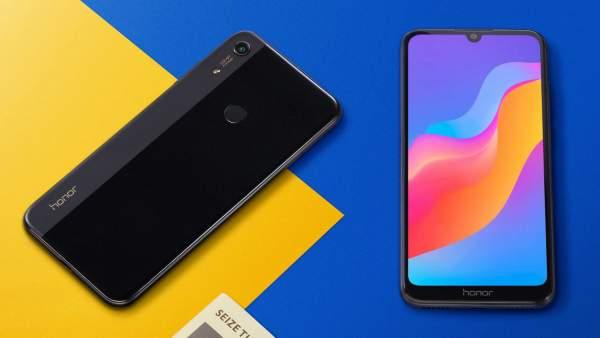 Honor 8A featured 600x338 - Chọn điện thoại 3 triệu đồng: Vivo Y91C hay Honor 8A?