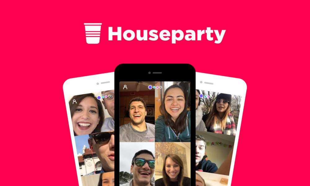 Houseparty featured 1000x600 - Houseparty: Nhắn tin, chat video nhóm trên iOS, Android, Chrome, Mac