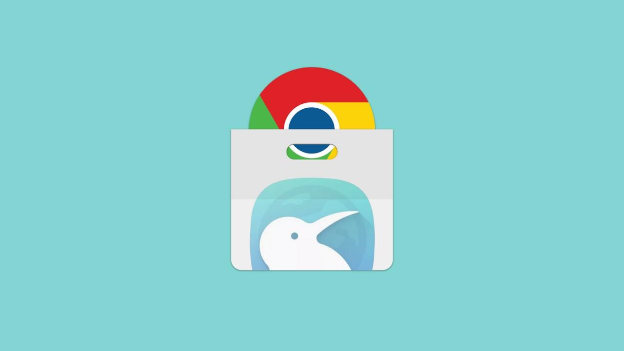 Kiwi Browser extensions featured - Cách cài đặt Chrome extension trên trình duyệt Android