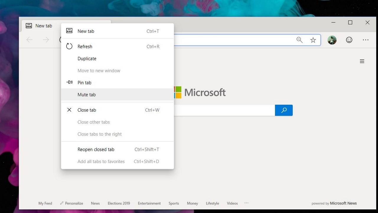 Microsoft Edge mute tab featured - Cách tắt tiếng từng tab trên Microsoft Edge Chromium