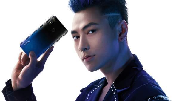 Realme Isaac kv 600x338 - Realme 3 ra mắt tại Việt Nam, Isaac là đại diện thương hiệu
